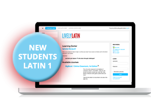 Latin 1 Online